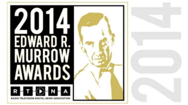 2014 Edward R. Murrow Awards