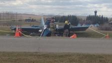 Calaway Park - plane crash
