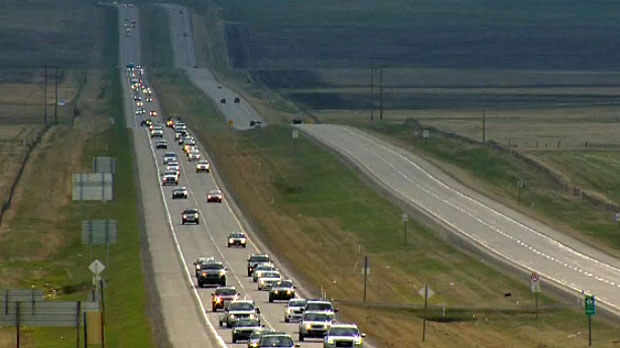 speeding tickets, Alberta highways, Alberta's Inte