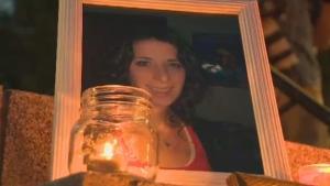 Catie Miller vigil
