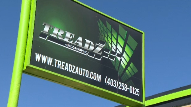 Treadz Auto has closed its doors but the CPS and AMVIC have launched investigations into the business