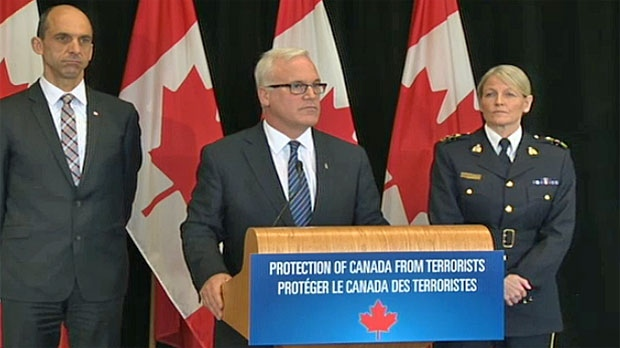 The government is proposing changes to the CSIS Act to give it the tools to track, investigate and prosecute terrorists.