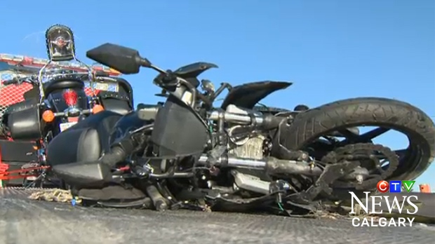 Fatal motorcycle crash - Highway 1A
