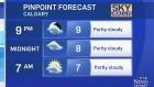 CTV Calgary: Forecast: Warm Thursday en route