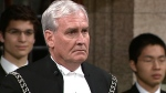 The sergeant-at-arms who shot suspect in Parliamen