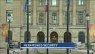 CTV Calgary: Heightened security in Calgary