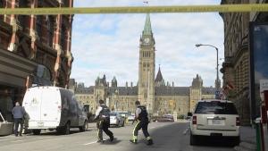 LIVE1: RCMP update on Ottawa shootings