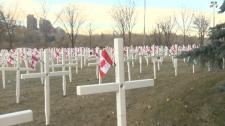 Crosses- Memorial Drive