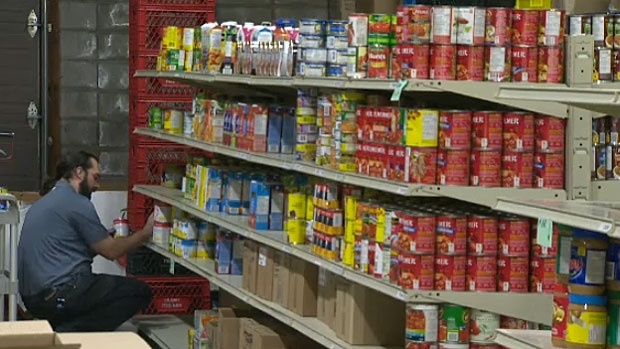 Veterans Food Bank Edmonton