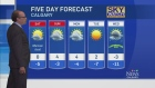 Calgary Sky Watch Weather for Dec 19, 2014