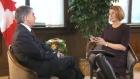 Jim Prentice and Tara Nelson