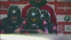 CTV Calgary: Kaillie makes bobsleigh history