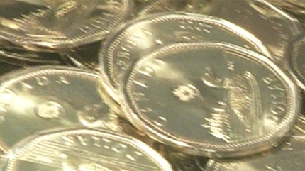 More than one billion loonies have been produced by the Royal Canadian Mint since the coin was introduced in 1987, while some 700 million toonies have been minted since 1996.