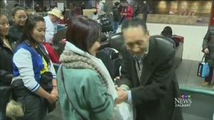 CTV Calgary: Volunteers help displaced Tibetans