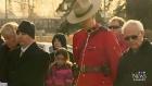 CTV Calgary: Calgary pays respect to Mountie