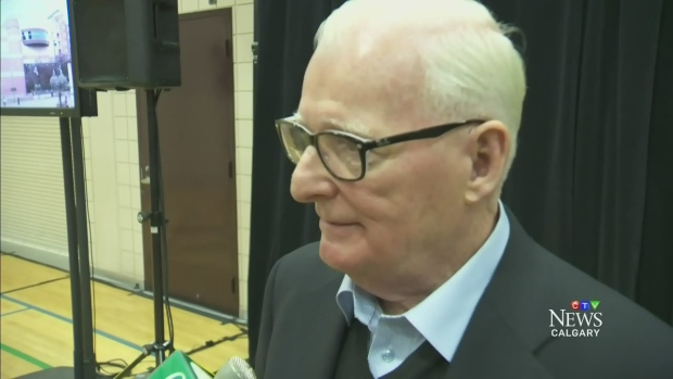 CTV Calgary: Honouring Jim Gray