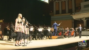 CTV Calgary: Orchestral opportunity