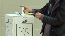 Voter turnout in Alberta