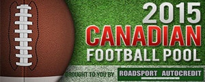 2015 Canadian Football Pool - Carousel
