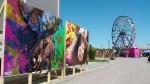 CTV Regina: Graffiti artist impresses at the Ex