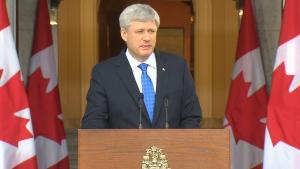Harper triggers marathon election campaign ahead of Oct. 19 vote