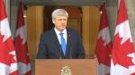 CTV News Special:  Harper calls Federal election