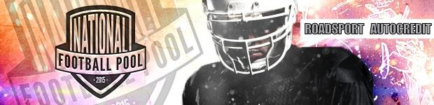 NFL Pool - Page Listing