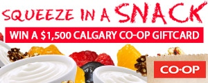Calgary Coop - Carousel
