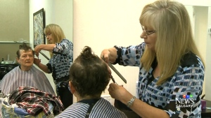 CTV Calgary: Stylists says goodbye to salon after
