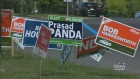 CTV Calgary: Candidates clamour for support