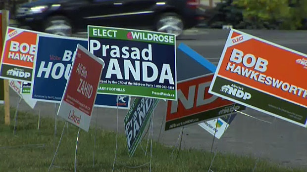 Voters in the riding of Calgary-Foothills will be heading back to the polls to vote for their new MLA on Thursday. Polls are open from 9 a.m. to 8 p.m.