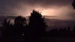 MyNews: Spectacular lightning show