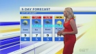 Forecast: Cold temperatures for the long weekend
