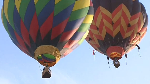 High River Hepped Up For Hot Air Balloon Festival Ctv