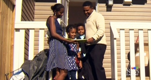 CTV Calgary: Habitat houses 14 families