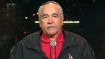 Dwight Dorey, National Chief of the Congress of Aboriginal Peoples, speaks to CTV's Canada AM from Winnipeg, on Oct. 9, 2015.