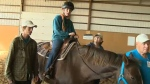 This week's Inspired Albertan is Laurie Messner, the founder of Journeys Therapeutic Riding Society, an organization that helps special needs children enjoy time in the saddle.