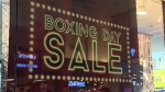 Boxing Day sales can be especially tempting when if comes to purchasing those big-ticket items.