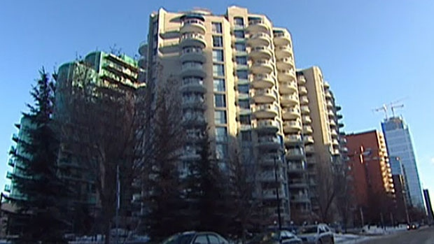 Single family homes in Calgary are holding onto their value, but condos in the city have taken a huge hit.