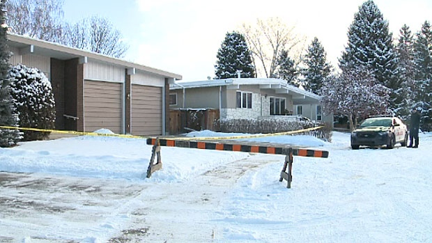 Lethbridge police now say that a 78-year-old woman, who was found dead in a southside home on Sunday, was murdered.