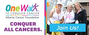 AB Cancer Foundation - One Walk