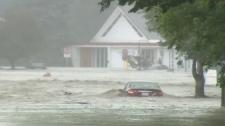 High River flooding