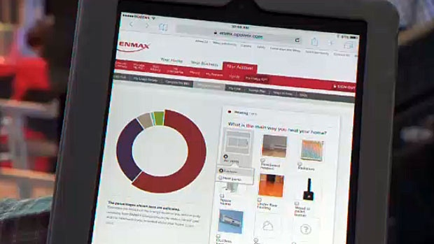 ENMAX has launched a new online tool aimed at helping consumers track their energy usage and compare it to last year.
