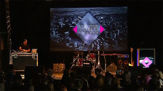 The Canadian Academy of Recording Arts and Sciences announced the 45th annual JUNO Award Nominations at a media conference in Toronto on Tuesday, Feb 2, 2016.
