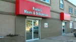 Paolini's Meats & Delicatessen storefront in southeast Calgary