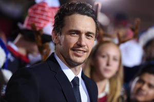 In this Nov. 18, 2015 file photo, actor James Franco attends the LA Premiere of 'The Night Before' held at The Theatre at Ace Hotel in Los Angeles. (Photo by Richard Shotwell/Invision/AP, File)