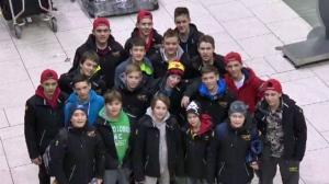 KHL Mladost bids Calgary farewell