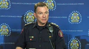 Calgary Police provide details on drug busts