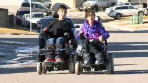 Need for special needs van