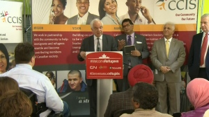 CTV Calgary: Local charity to receive new funding